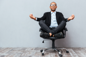 Posture may impact your success in the office