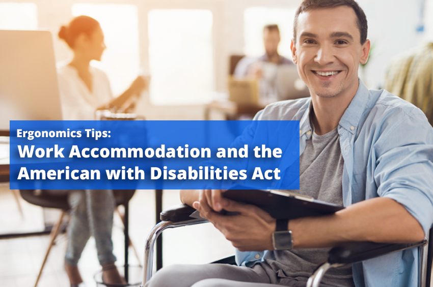 Reasonable Work Accommodation and the American with Disabilities Act