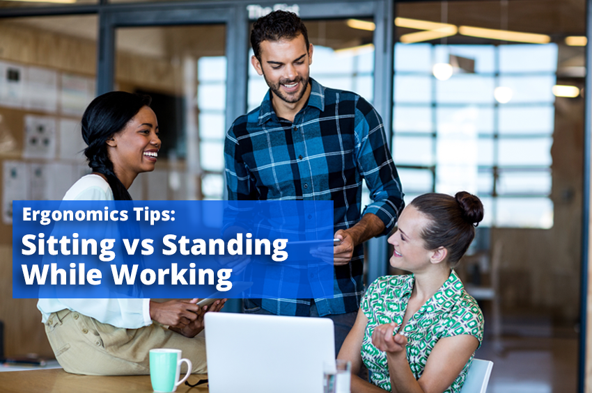 Sitting vs Standing While Working