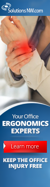 Ergonomics Consultants, Office Assessments, | Solutions Northwest Inc.