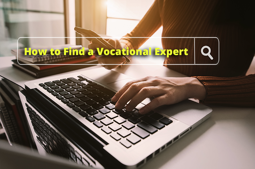 How to Find a Vocational Expert