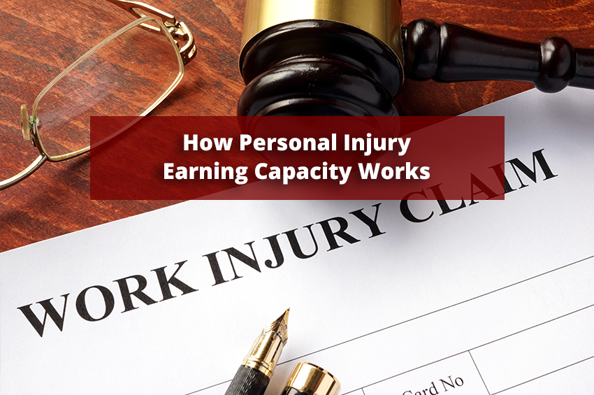 How Personal Injury Earning Capacity Works
