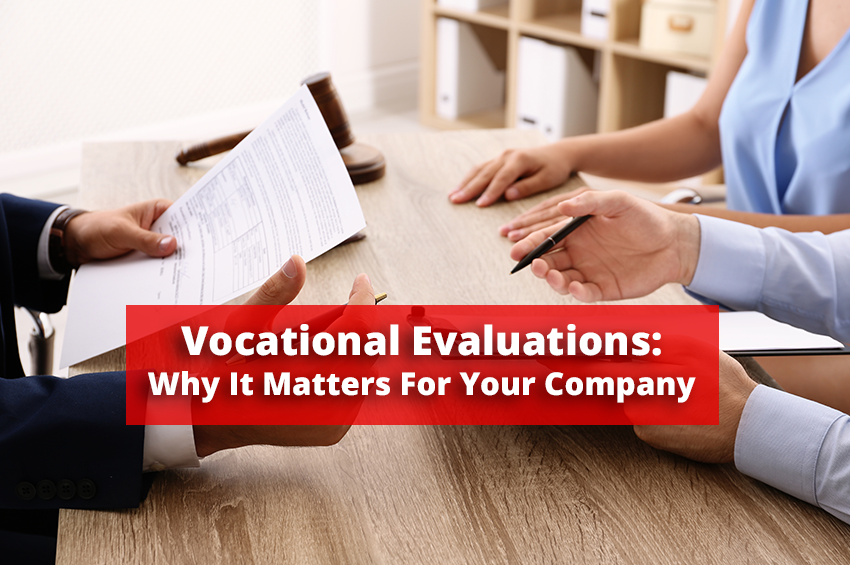 Vocational Evaluations: What is it and Why Does it Matter