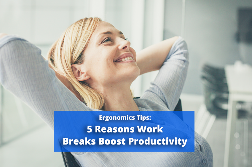 Break Time: 5 Reasons Work Breaks Boost Productivity